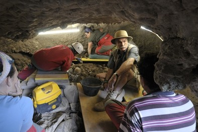 Los Yacimientos - Cueva del mirador