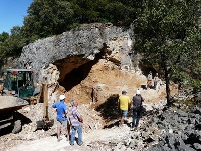 La Cueva Fantasma es el nuevo yacimiento de la sierra de Atapuerca y se comenzará a excavar en la próxima campaña.
