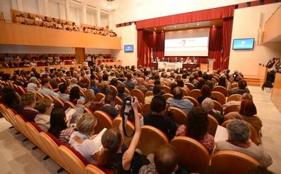 Inauguración del XVII Congreso Internacional de la UISPP