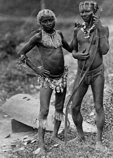Los aborígenes pigmeos de las islas de Andamán (India) comparten un 1,5% de su genoma con los homínidos extintos