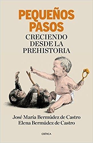 Portada del nuevo libro de José María Bermúdez de Castro y Elena Bermúdez de Castro