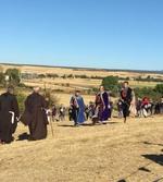 """Primera """"Batalla de Atapuerca"""" desde su declaración como Fiesta de Interés Turístico Regional"""