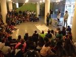 La Fundación Atapuerca participa en el Día de los Museos de Arnedo (La Rioja) y en la Noche Blanca de Burgos