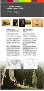 """Exposición """"La Sierra de Atapuerca, patrimonio natural y cultural"""" en el CAYAC"""