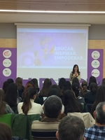 Atapuerca con STEM TALENT GIRL
