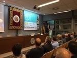 Los vicepresidentes y el secretario del Patronato de la Fundación Atapuerca imparten conferencias sobre Atapuerca