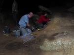 El CENIEH realiza su primera campaña de excavación en la cueva de Amalda