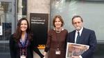 La Fundación Atapuerca se internacionaliza