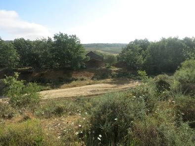 Asentamiento al aire libre de Fuente Mudarra (sierra de Atapuerca)