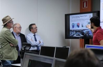Fundación Repsol forma parte del Patronato de la Fundación Atapuerca desde 2009.