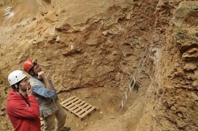 La parte basal del relleno de Gran Dolina tiene grandes posibilidades de contener el subcron Jaramillo