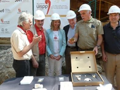 Balance de la campaña de excavaciones en la sierra de Atapuerca 2014
