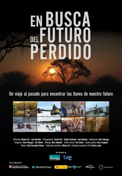 Cartel del documental en el que ha participado Eudald Carbonell.