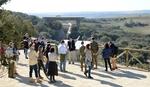 Concluye la red de senderos botánicos que conectan los yacimientos de Atapuerca