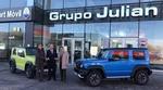 Suzuki cede dos vehículos a la Fundación Atapuerca
