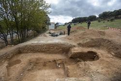 Localizan siete cuerpos en una fosa en Ibeas de Juarros