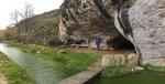 La Fundación Atapuerca realiza un estudio arqueológico de la Cueva de la Fuente