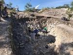 La IX Campaña de Treviño confirma la utilización del fuego para fracturar rocas durante el Neolítico