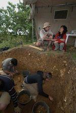 Excavaciones en los yacimientos