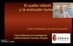 Bermúdez de Castro participa en un curso sobre la neurociencia de sueño infantil