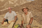 Científicos españoles de Atapuerca excavan por primera vez un yacimiento en la cuenca del Rift, en Eritrea