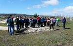 """Sesenta estudiantes participan en la jornada """"Limpiemos la sierra"""""""