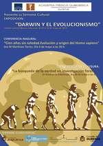 """La exposición de la Fundación Atapuerca """"Darwin y el evolucionismo"""" llega a Ourense"""
