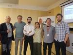 Isidoro Campaña, nuevo doctor en Atapuerca
